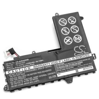 Batteria per Asus EeeBook E402MA, 4100 mAh