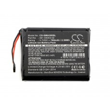 Batteria per Garmin Approach G30, 700 mAh