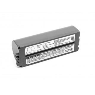 Batteria NB-CP1L / NB-CP2L per Canon Selphy CP-100 / CP-200, 2000 mAh
