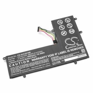 Batteria per Asus ChromeBook C201 / C201P / C201PA, 4800 mAh