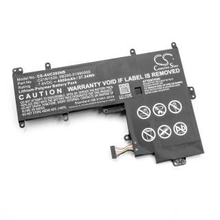 Batteria per Asus ChromeBook C202 / C202SA, 4900 mAh