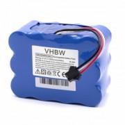 Batteria per xRobot XR210 / XR510 / KV8, collegamento via cavo, 2000 mAh