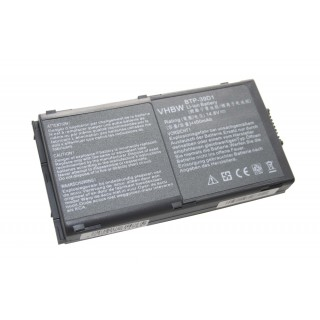 Batteria per Acer TravelMate 620 / 630, 4400 mAh