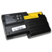 Batteria per IBM Lenovo Thinkpad T30, 4400 mAh