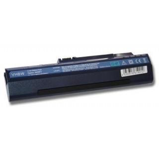 Batteria per Acer Aspire One A110 / A150 / D150 / D250, blu, 4400 mAh