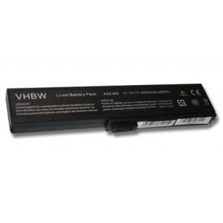 Batteria per Asus A32 / M9 / W7, 4400 mAh