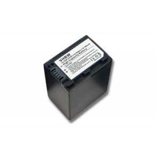 Batteria NP-FH100 / NP-FP100 per Sony DCR-DVD92 / HDR-HC7E / DCR-SR30, 3300 mAh
