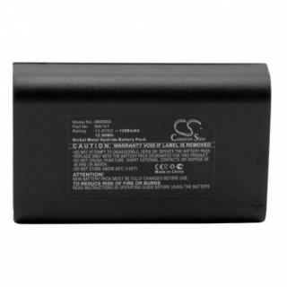 Batteria per Bendix-King HH2500 / HH400, 1200 mAh