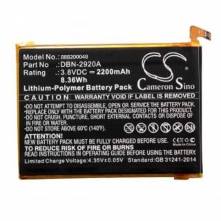 Batteria per Doro 8040, 2200 mAh