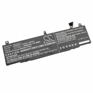Batteria per Dell Alienware 13 R3, 4900 mAh