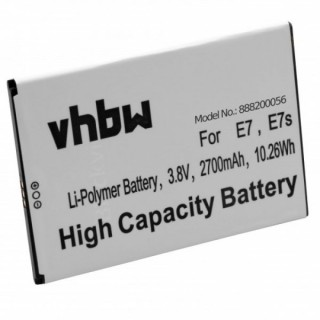 Batteria per Blackview E7 / E7s, 2700 mAh
