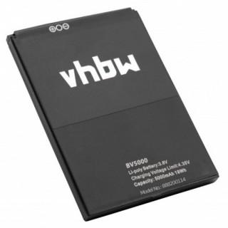 Batteria per Blackview BV5000, 5000 mAh