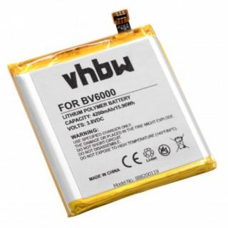 Batteria per Blackview BV6000 / BV6000S, 2400 mAh