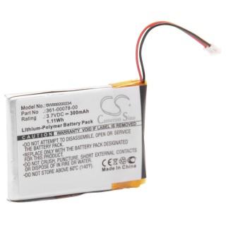 Batteria per Garmin Forerunner 920 XT, 300 mAh