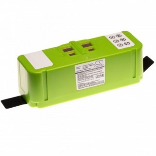 Batteria per iRobot Roomba 640 / 680 / 840 / 960, Li-Ion, 2130LI, 4000 mAh