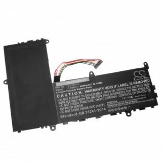 Batteria per Asus EeeBook X205, 4800 mAh