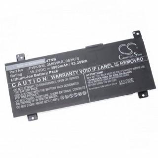 Batteria per Dell Inspiron 14 7466 / 7467, 3500 mAh