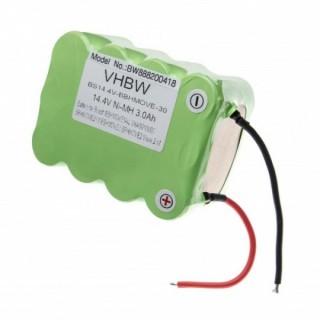Batteria per Bosch BBHMove1/01 / BBHMove2/01, 14.4V, 3000 mAh