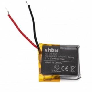 Batteria per FitBit Charge 2, 60 mAh