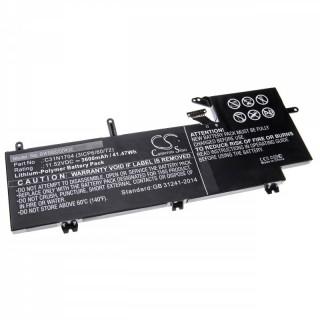 Batteria per Asus Q535U / UX561UD, 3600 mAh