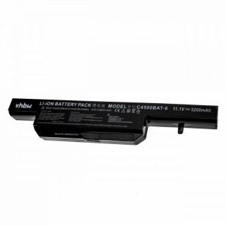 Batteria per Clevo B7110 / C4100 / C4500 / 4805, 5200 mAh