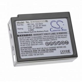 Batteria per AEG Liberty Viva CA / Sony SCT-100, 700 mAh