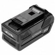 Batteria per McCulloch LI 40GB / LI 40CS / LI 40T / LI 40HT, 40 V, 4.0 Ah