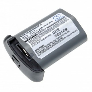 Batteria LP-E19 per Canon EOS 1D Mark III / EOS 1D Mark IV, 2600 mAh