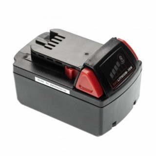 Batteria per AEG Milwaukee M18 / M18XC, 18 V, 5.0 Ah