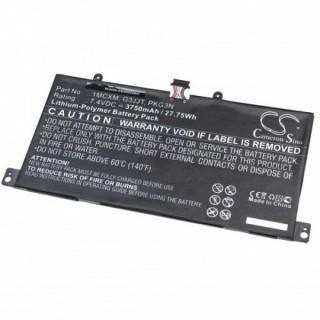 Batteria per Dell Latitude 5175, 3750 mAh