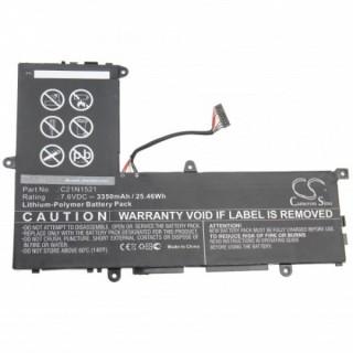 Batteria per Asus VivoBook E200HA / L200HA, 3350 mAh