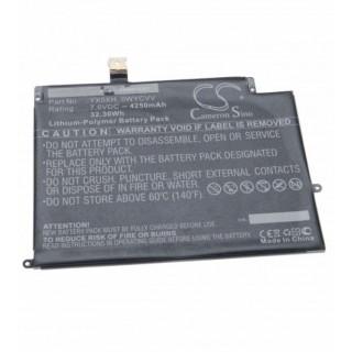 Batteria per Dell Latitude 7285, 4250 mAh