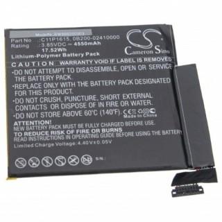 Batteria per Asus ZenPad Z8S / ZT582KL, 4550 mAh