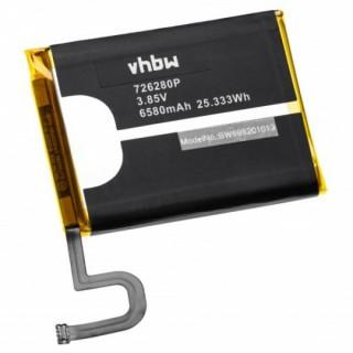 Batteria per Blackview BV6800 Pro, 6580 mAh