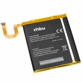 Batteria per Blackview BV9600 / BV9600 Pro, 5580 mAh
