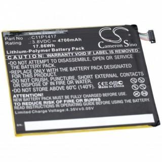 Batteria per Asus Transformer Book T90 / T90 Chi, 4700 mAh