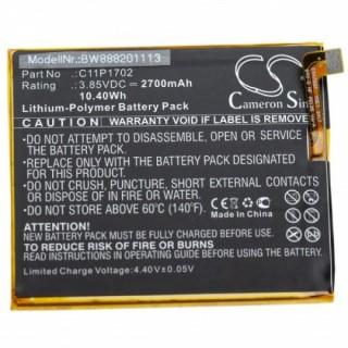 Batteria per Asus ZenFone V Live, 2700 mAh
