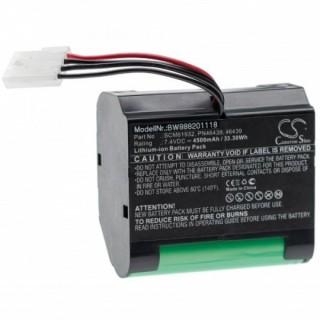 Batteria per Vorwerk Kobold VR100, 4500 mAh