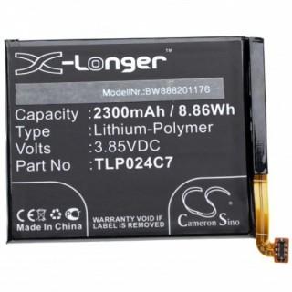Batteria per Alcatel 1X, 2300 mAh