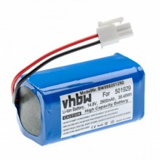 Batteria per Zaco A4s / A6 / A8s / A9s, 2600 mAh