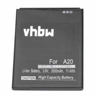 Batteria per Blackview A20 / A20 Pro, 3000 mAh