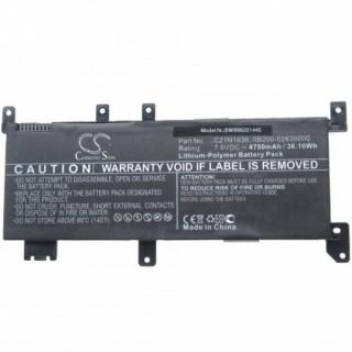 Batteria per Asus F442 / X442, 4750 mAh