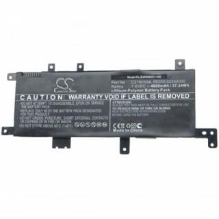 Batteria per Asus A580 / F542 / R542 / X542, 4900 mAh