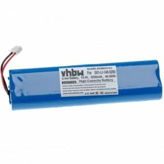 Batteria per Ecovacs Deebot Ozmo 930, 3200 mAh