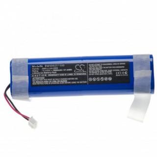 Batteria per Ecovacs Deebot DJ35 / DK35 / DN55, 2600 mAh