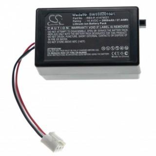 Batteria per Toshiba VC-RV1 / VC-RV2 / VC-RVD1 / VC-RVS2, 2600 mAh