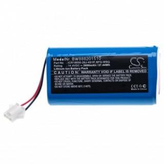 Batteria per Eufy RoboVac 11 / 11S, 2600 mAh