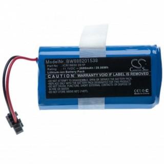 Batteria per Ecovacs CEN330 / CR330 / CR333, 2600 mAh
