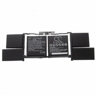 """Batteria per Apple MacBook Pro 15"""", A1953, 7300 mAh"""