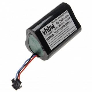 Batteria per Ecovacs Deebot D36A / DA60 / DB35, 2600 mAh